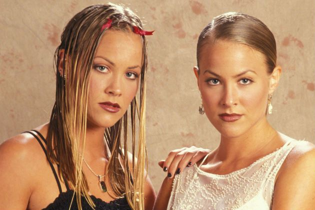 Brittany and Cynthia Daniel Sweet Valley High