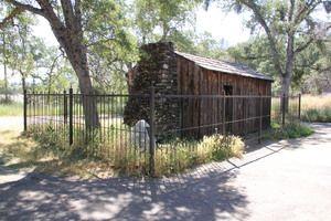 Mark Twain's Cabin in Sonora California