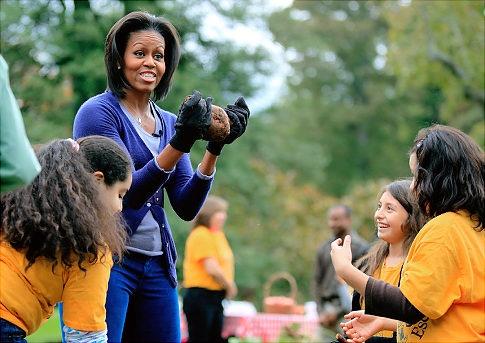 Obama Foodorama: Recipe: White House Whipped Sweet Potatoes