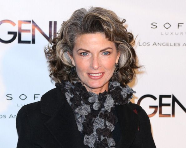 Actress Joan Severance attends the opening of the new bar Riviera 31... News Photo 159566782