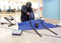REBUS* is a low power jammer and is ideal the best solution for those who are first on the scene of a suspect bomb.