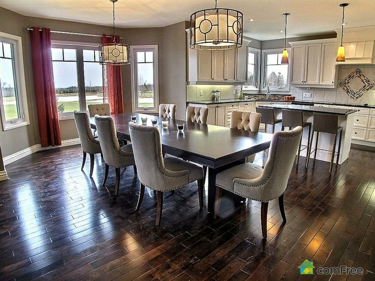 Check out this Dining Room in Pakenham  ComFree   Modern FurnitureOntarioHomes. 40 best images about Beautiful Modern Furniture on Pinterest