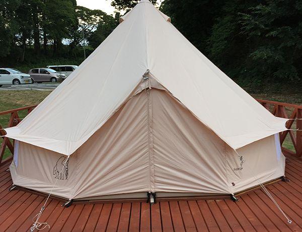 ノルディスクの人気テント「アスガルド」の使い心地って実際どうなの?