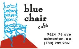 Blue Chair Cafe - Edmonton