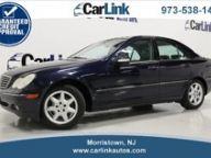 2002 Mercedes-Benz C-Class C240  Morristown NJ