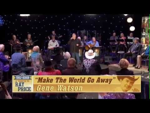 279 best ray price images on pinterest ray price bluegrass music gene watson sings make the world go away for ray price tribute youtube stopboris Images
