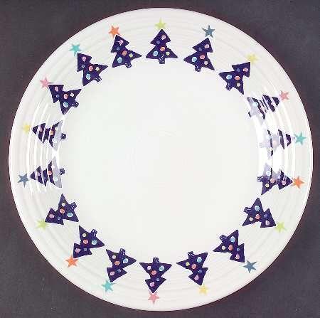 Homer Laughlin Fiesta Blue Tree at Replacements Ltd & 249 best ♥ Christmas Fiestaware ♥ images on Pinterest | Homer ...