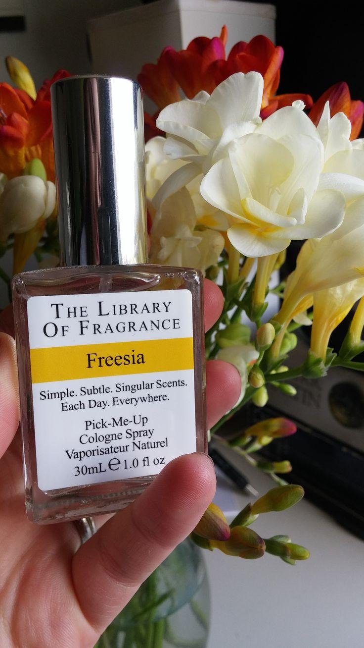 Freesia on Freesia action!