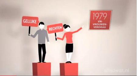 Mannen en vrouwen. Op papier hebben zij dezelfde rechten. Die zijn ook vastgelegd, onder andere in het VN-vrouwenverdrag in 1979. Maar in de praktijk zijn vrouwen nog steeds slechter af.  Hoe staat het statistisch gezien met de vrouw? De Wijzer laat zien dat de cijfers er niet om liegen.