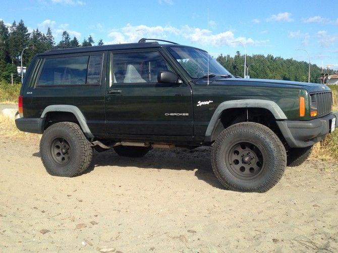billyv's 1998 Jeep Cherokee Sport