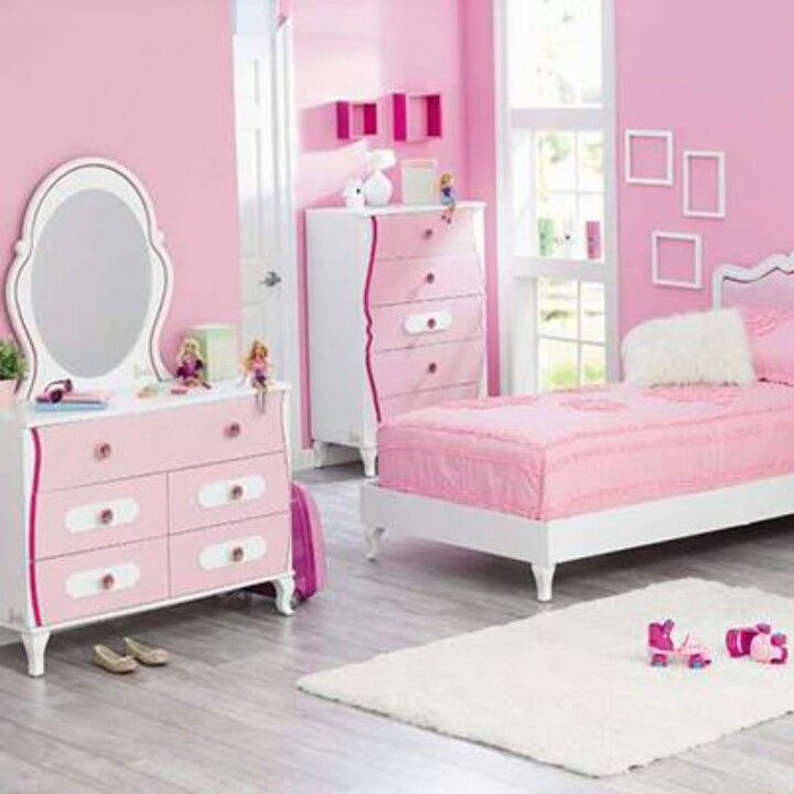 Adorable PINK Bedroom    Http://media Cache Ec0.pinimg.com/originals/03/7b/85/037b850d545e89bc17f8da8438933896  | ℙιик♥ βεdrθθϻՏ | Pinterest | Barbie ...
