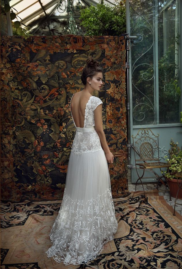 White Bohemian: Lihi Hod Wedding Dress Collection