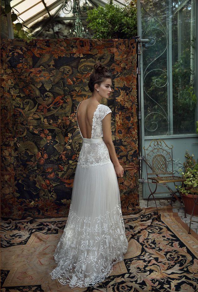 Lihi vestido de novia Hod Colección |  Novia de la boda Blog Reflexiones 2