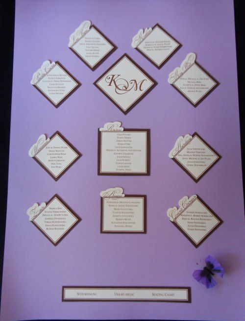 114 best Seating\/chart ideas images on Pinterest Wedding - seating chart