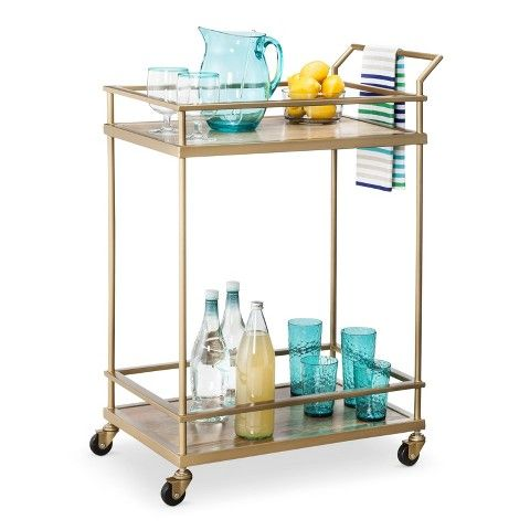 gold bar cart 17 best images about dining room inspiration on 12800