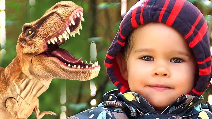 Прогулки с динозаврами.