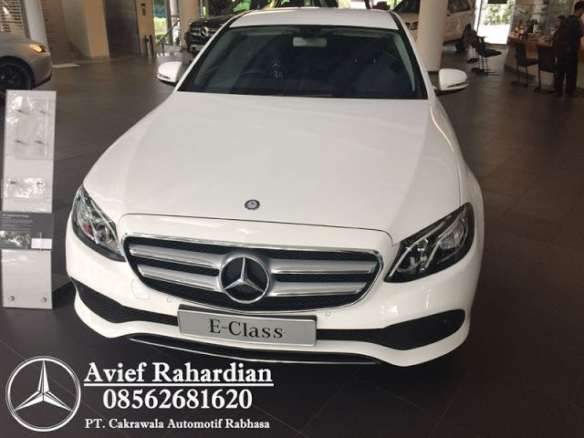 Dealer Mercedes Benz Jakarta | Authorized Mercedes-Benz Dealer: Jual Mercedes Benz E 250 Avantgarde tahun 2017