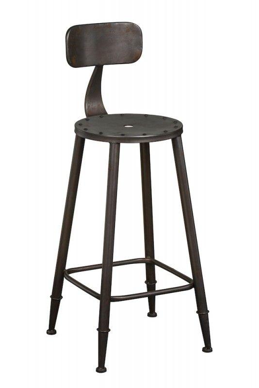 Industrial Breakfast bar stools