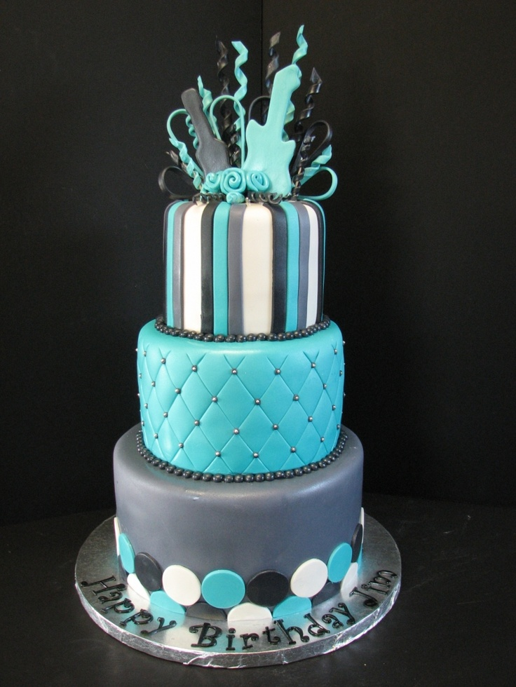 98 Best 17th Birthday Cake Images On Pinterest Birthdays
