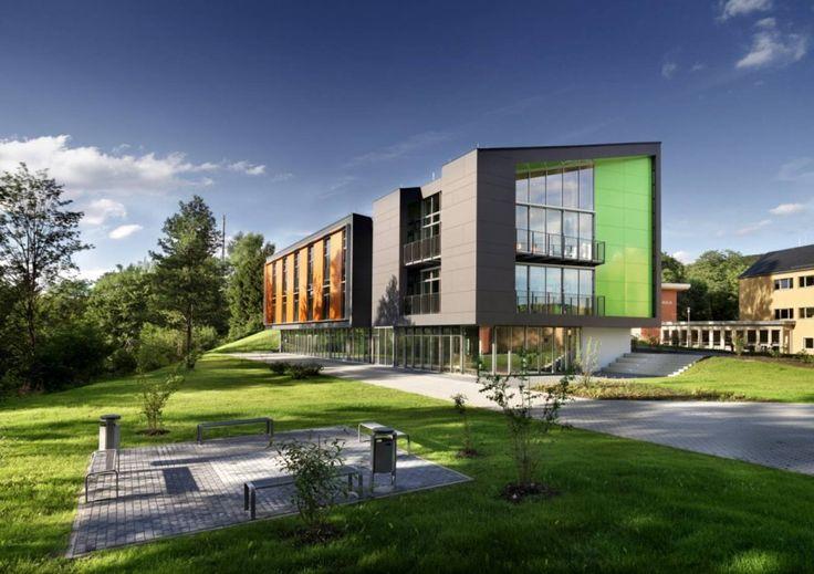 Modern school design architecture google search for Architecture hotel