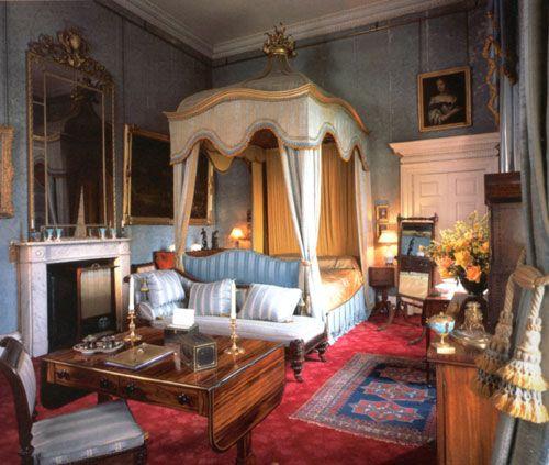 Kent Bedroom At Syon House England
