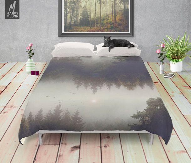 Forest dreams Duvet cover Duvet Bedding Ultra by HappyMelvin
