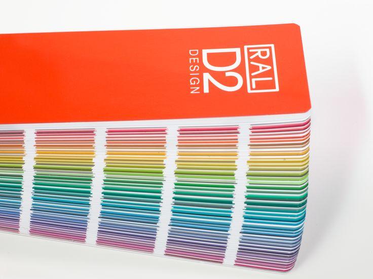 ral d2 colour fan deck includes 1625 ral design colors ral color tools pinterest decks fans and design color