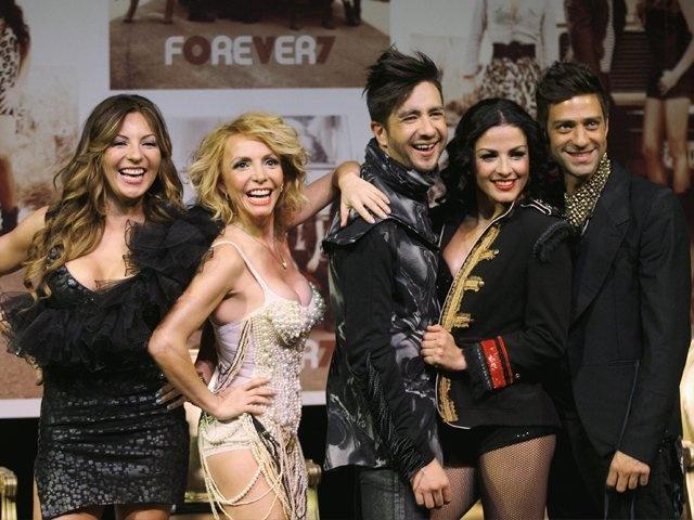 """OV7 graba su primer videoclip """"Prisioneros"""" en la calle"""