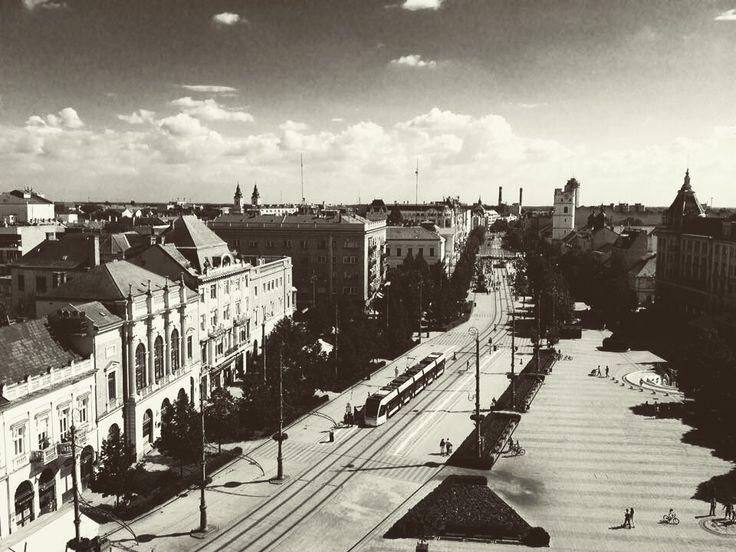City centre, Debrecen