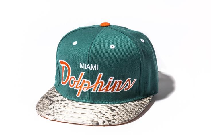 Miami Dolphins Snakeskin Hat Hats Pinterest Miami