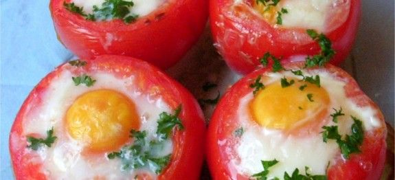 Oeuf cocotte en tomate - Recettes Cookeo