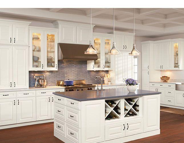 [ Click Details Lowes Cabinet Kitchens White Cabinets Kitchen Custom ]    Best Free Home Design Idea U0026 Inspiration
