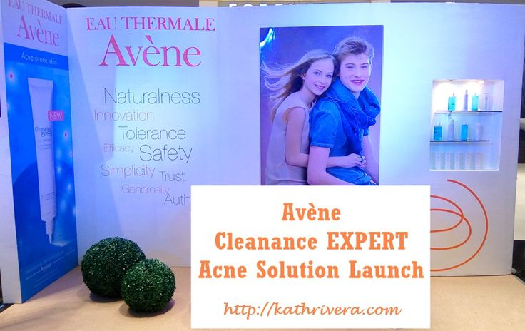 Avène Cleanance EXPERT Acne Solution Launch | Dear Kitty Kittie Kath- Beauty, Fashion, Lifestyle, and Mommy Blog