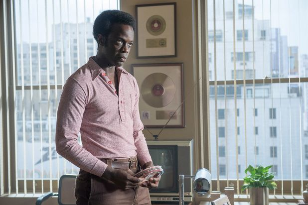 Want to know what it's like to have Mick Jagger as your boss? 'Vinyl's' Ato Essandoh talks about starring on the HBO show and his character's tragic arc.