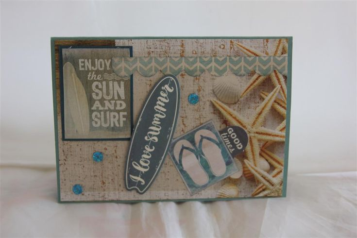Kaisercraft sandy toes paper collection