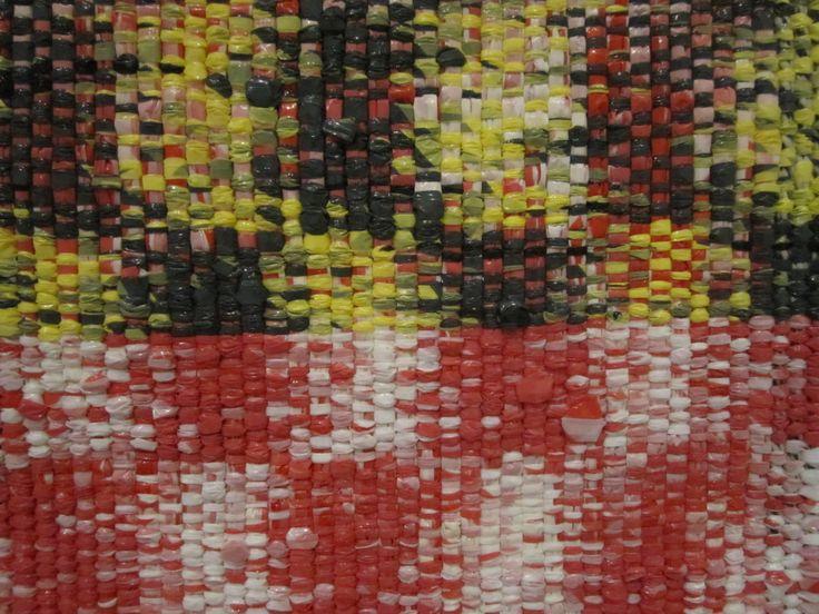 Expositie 'Talking Textiles' samengesteld door Lidewij Edelkoort & Philip Fimmano.