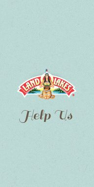 Help fight hunger with Land O'Lakes and Feeding America when you repin one of our recipes. Learn more at www.landolakes.com/FeedingAmerica.