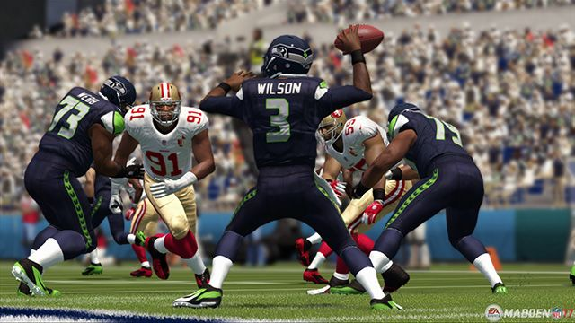 Review: 'Madden' NFL 17' plays it safe - click link to read About the Madden NFL 17 video game on thenoticecentre.com