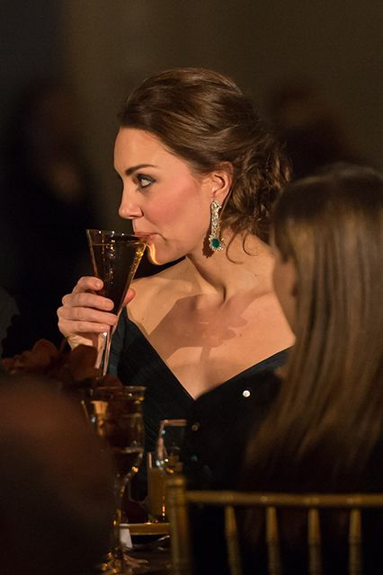 """5 Times Kate Middleton Was The Queen Of Subtle Sass #refinery29  http://www.refinery29.com/2015/01/80518/kate-middleton-birthday-sassy-pictures#slide-3  """"Oh, tell me more.""""         ..."""