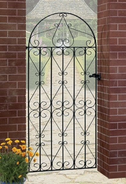 The Regent design features decorative scroll work that creates a wonderful appearance.