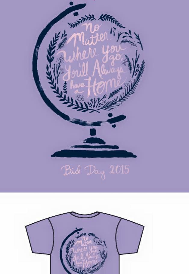 Sorority Bid Day Tshirts! Alpha Sigma Alpha. ASA. Murray State University. #Recruitment Sorority Recruitment @sororitysugar