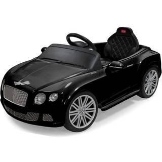 Rastar Bentley Continental GT (82100 Black)  — 14844р. --------- .Электромобиль Rastar Bentley Continental GT (82100 Black). Машинка легкая и удобная в управлении, развивает безопасную скорость до 4 км/ч и рекомендуется детям от 2 до 6 лет. Руль с различными мелодиями поднимет ребенку настроение и сделает поездку еще более увлекательной и интересной. У машинки удобное для малыша сиденье, его эргономика оценивается в 10 баллов. В комплекте поставляются пульт управления, зарядка 220В…