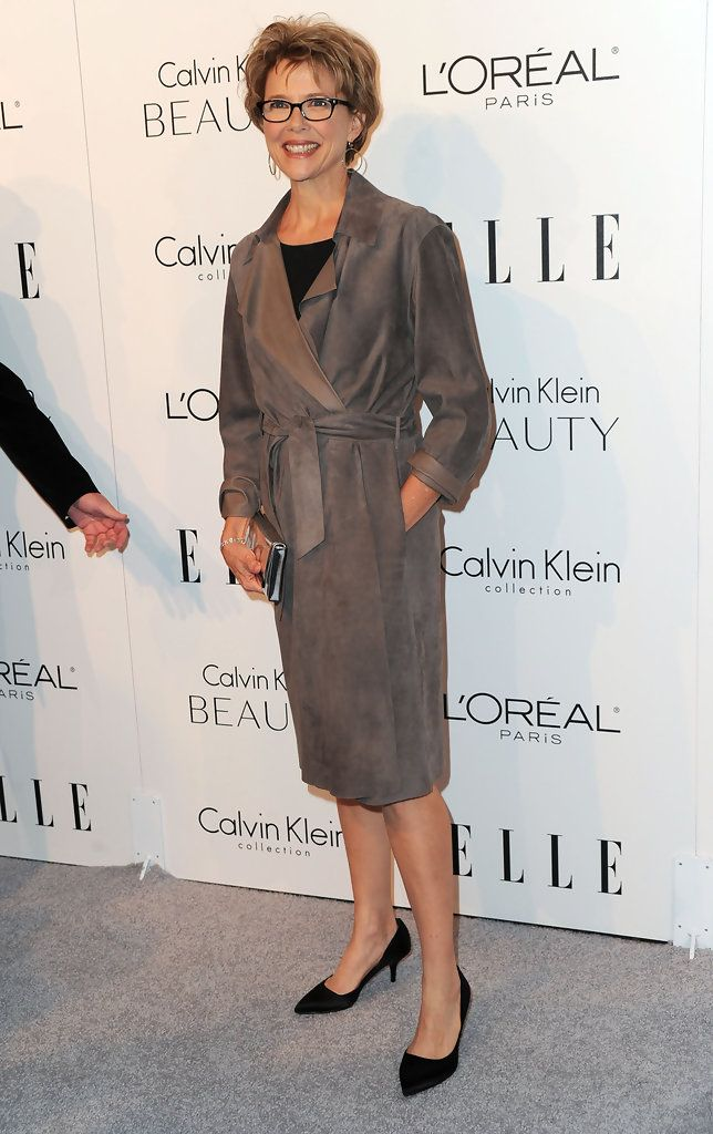 Annette Bening Photos: ELLE's 17th Annual Women In Hollywood Tribute - Arrivals