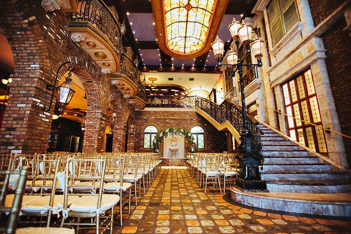 Top Miami Wedding Venues for 2017 - The Cruz Building