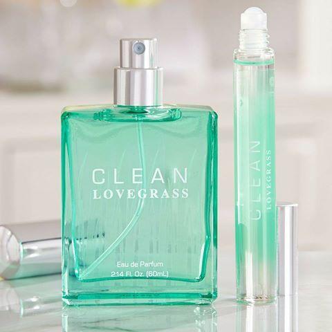 Er du også helt vild med duftene fra @cleanperfume..?😍❤️️ Lige nu får du en gratis Lovegrass rollerball på 10 ml. (værdi 190,-), når du køber en valgfri parfume på 60 ml. fra Clean*👏👌 *Gælder så længe lager haves   #magasdunord #beauty #parfume
