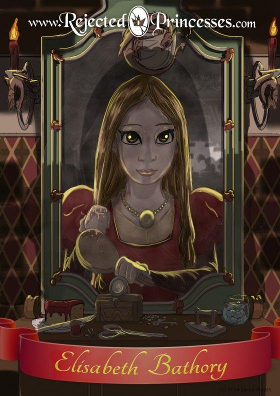 78 best countess bathory images on pinterest elizabeth bathory evil elisabeth bathory the blood countess fandeluxe Document