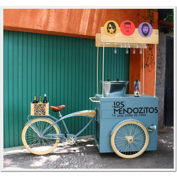 Food bikes ganham as ruas de São Paulo - Estadao.com.br