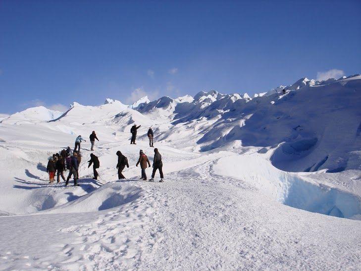 #Viajar al #Calafate es una experiencia para aventureros que viajan con #Despegar #trip #travel #turismo