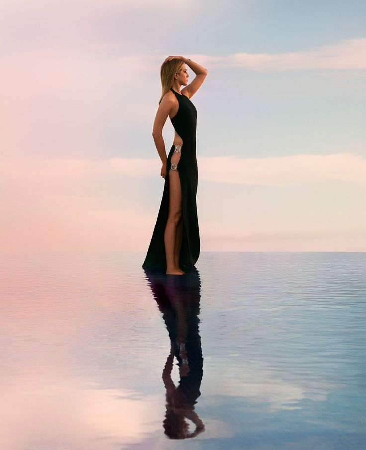 Jennifer Aniston Harper's Bazaar Cover, April 2016.