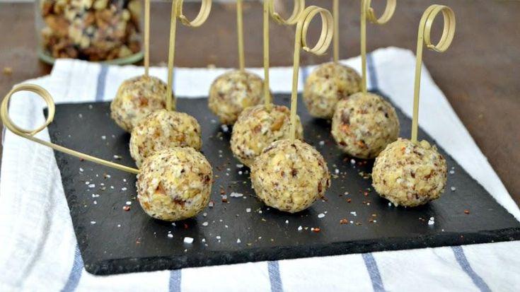 Un aperitivo con el que triunfar, sobre todo si los comensales son amantes del queso. La idea es del blog CUUKING!